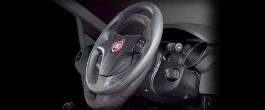 Fiat Abarth Avventura Steering Wheel Image