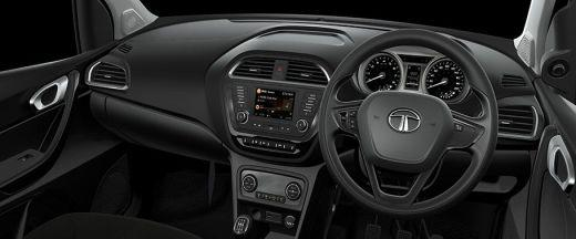 Tata Kite Sedan DashBoard Image