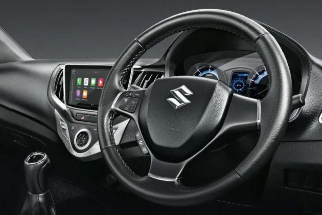 Suzuki baleno price