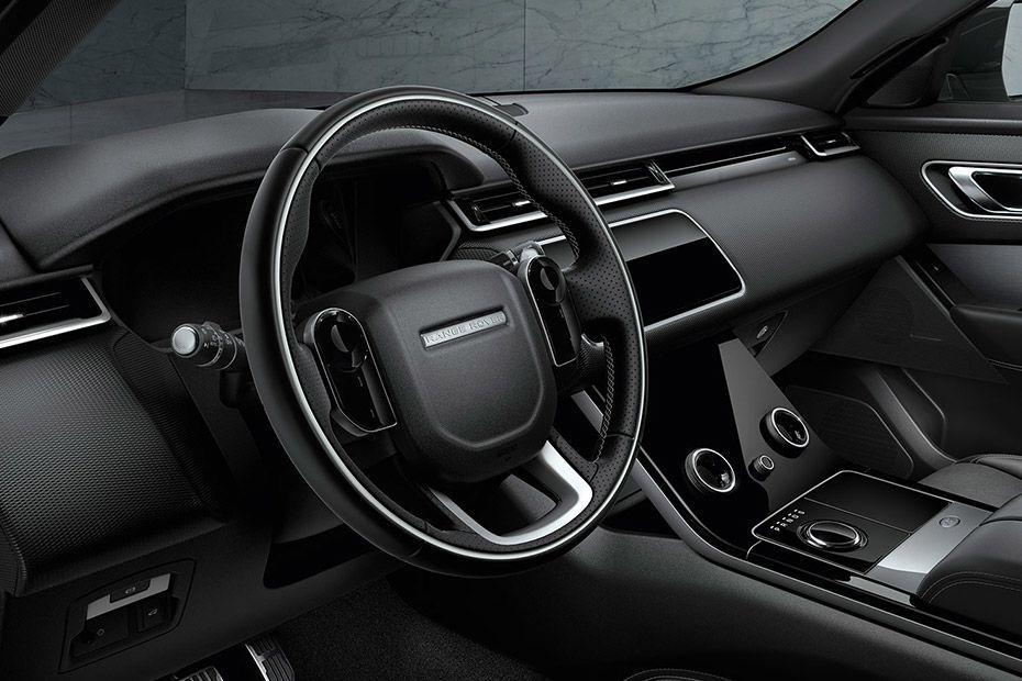 Land Rover Range Rover Velar Steering Wheel Image
