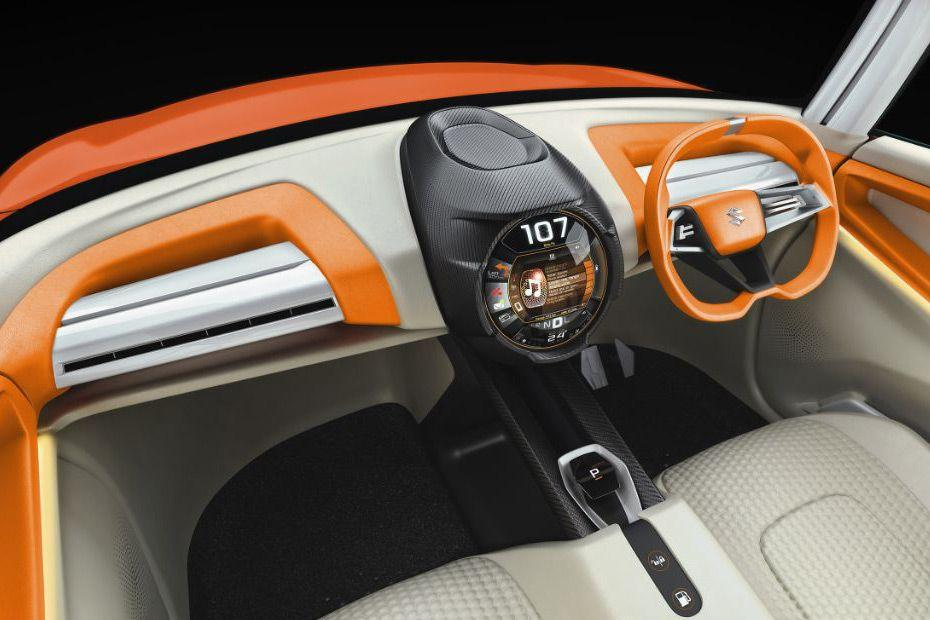 Maruti Future-S DashBoard Image