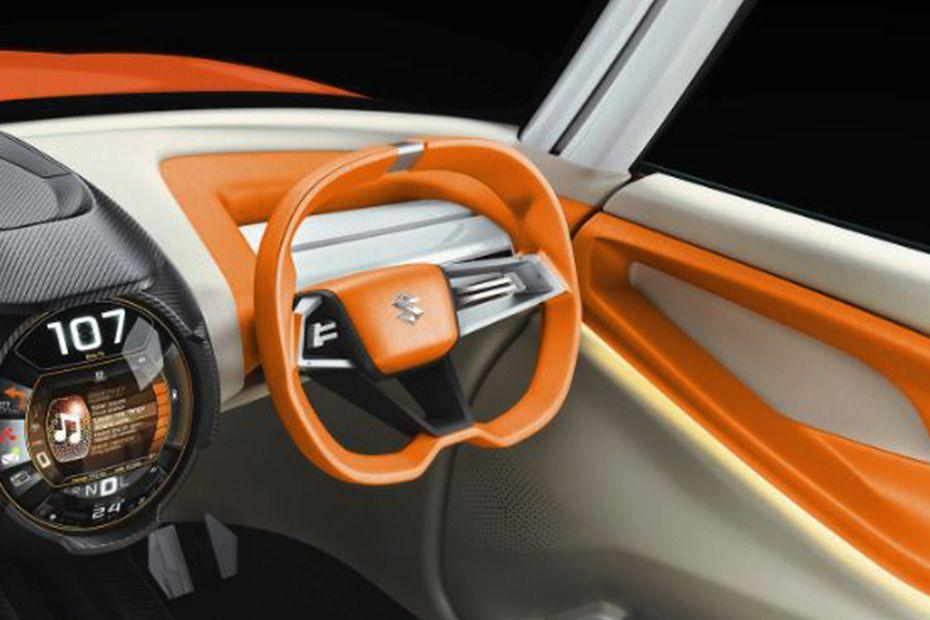 Maruti Future-S Steering Wheel Image