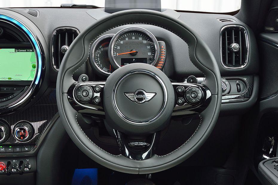 Mini Cooper Countryman Steering Wheel Image