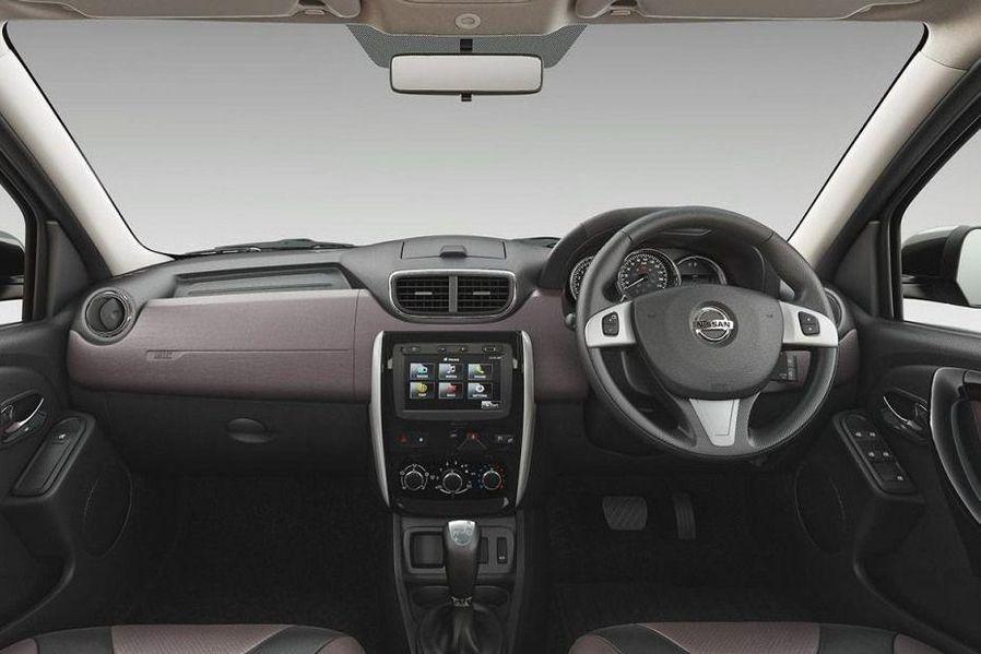 Nissan Terrano 2013-2017 DashBoard Image