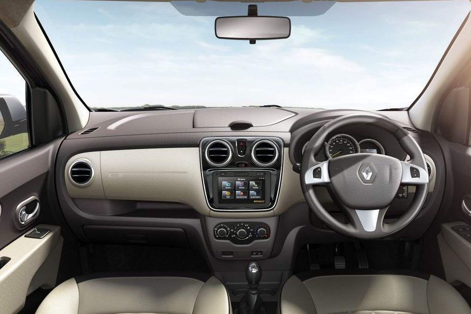 Renault Lodgy Dual-Tone Cabin