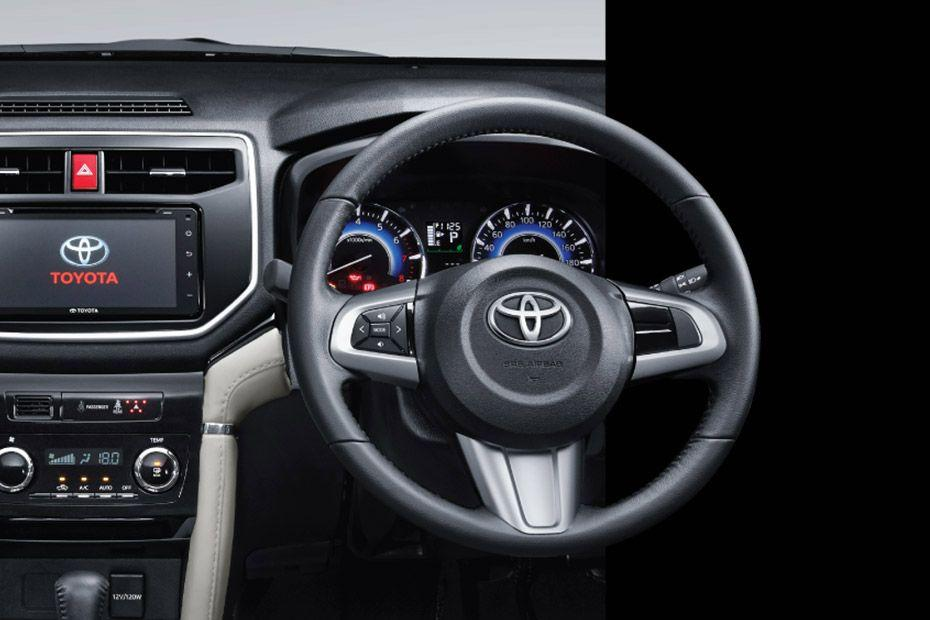 Toyota Rush Steering Wheel Image
