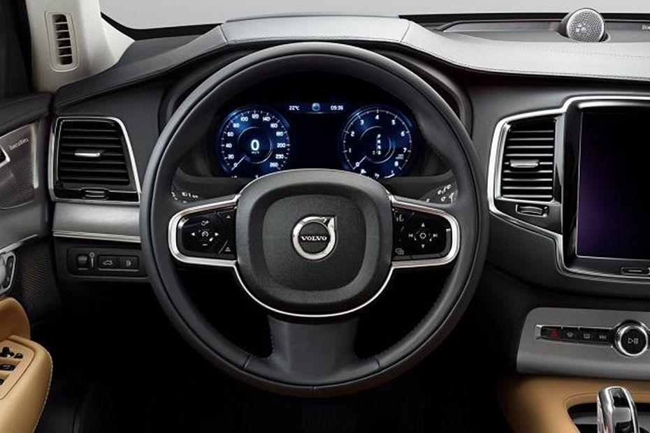Volvo XC 90 Steering Wheel Image
