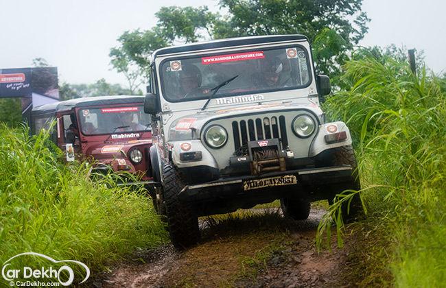 Gettin Down & Dirty Mahindras Off Road Media Challenge