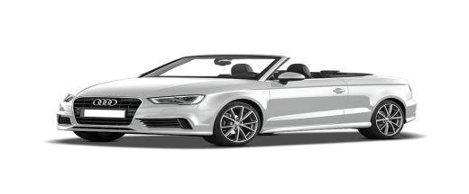 Audi A3 cabriolet Pictures