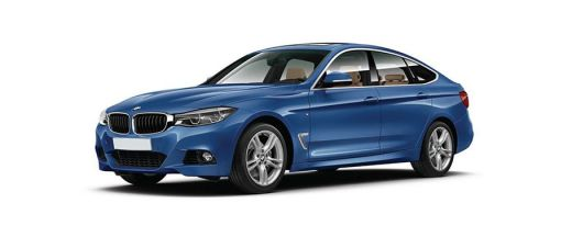 BMW 3 Series GT Pictures