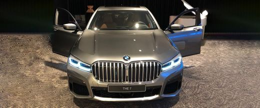 BMW 7 Series 2019 Pictures