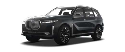 BMW X7 Pictures