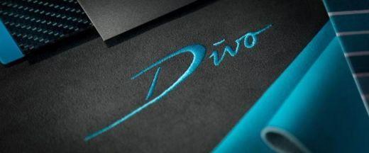 Bugatti Divo Pictures