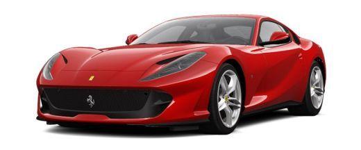 Ferrari 812 Superfast Pictures