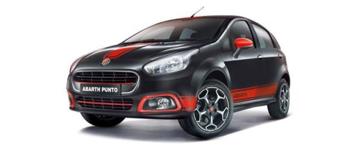 Fiat Abarth Punto Pictures