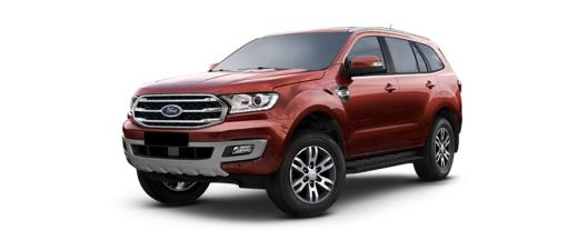 Ford Endeavour 2019 Pictures