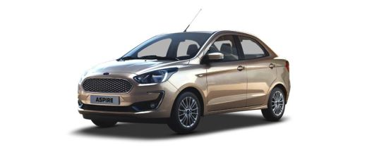Ford Figo Aspire Titanium Automatic