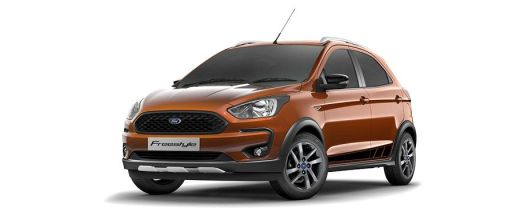 Ford Freestyle Ambiente Petrol