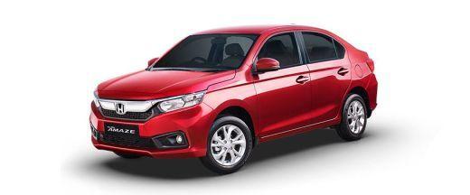 Honda Amaze Ace Edition CVT Petrol