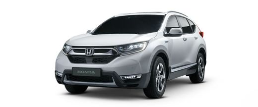 Honda CR-V 2018 Pictures