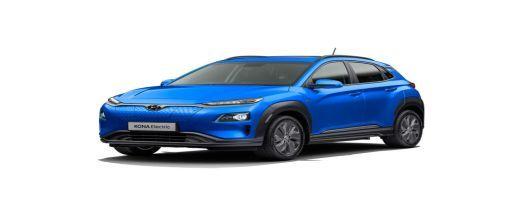 Hyundai Kona Electric Pictures