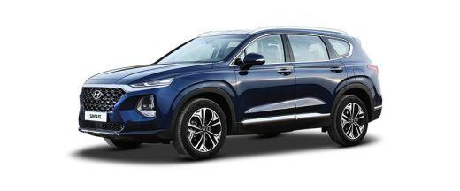 Hyundai Santa Fe 2019 Pictures