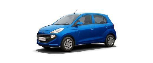 Hyundai Santro Pictures
