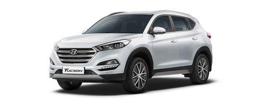 Hyundai Tucson 2.0 Dual VTVT 2WD AT GLS