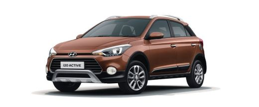 Hyundai i20 Active Pictures