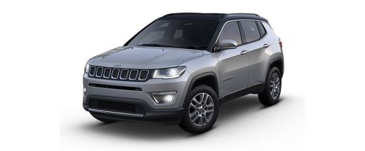 Jeep Compass 2.0 Limited Option 4X4 Black