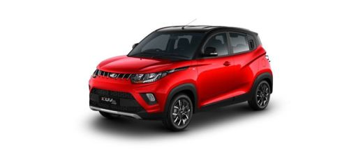 Mahindra KUV100 NXT Pictures