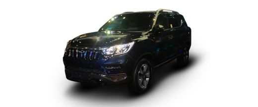 Mahindra G4 Rexton Pictures