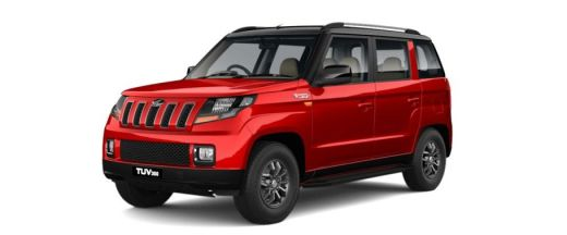 Mahindra TUV 300 Pictures