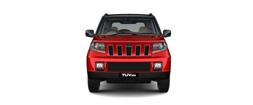 Mahindra TUV300 2019 Pictures