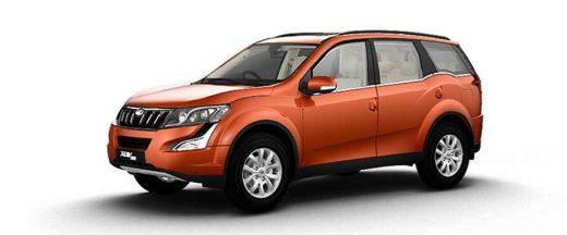 Mahindra XUV500 2018 Pictures