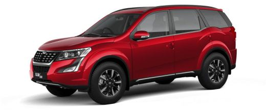 Mahindra XUV500 W11 Option AWD