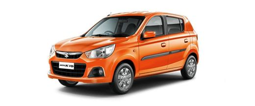 Maruti Alto K10 VXI Optional