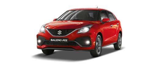 Maruti Baleno RS Pictures