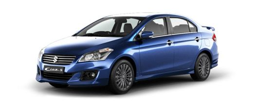 Maruti Ciaz S Pictures