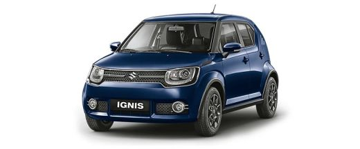 Maruti Ignis Pictures