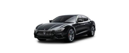 Maserati Ghibli Pictures