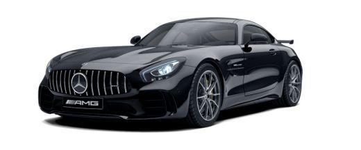 Mercedes-Benz AMG GT Pictures