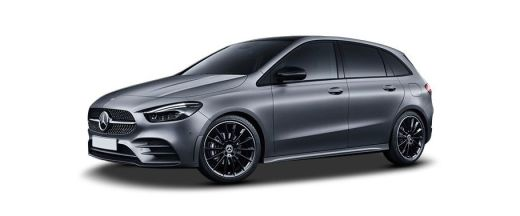 Mercedes-Benz B-Class 2019 Pictures