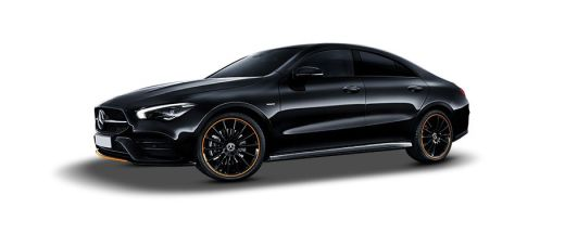 Mercedes-Benz CLA 2020 Pictures