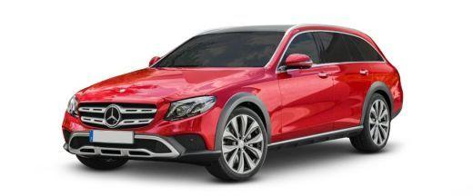 Mercedes-Benz E-Class All-Terrain Pictures