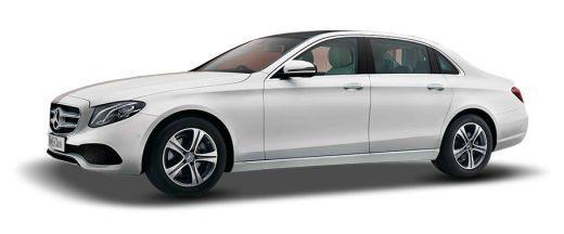 Mercedes-Benz E-Class Pictures