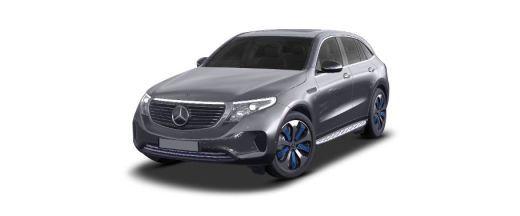 Mercedes-Benz EQC Pictures