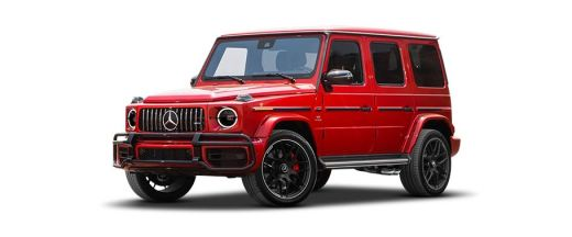 Mercedes-Benz G-Class Pictures