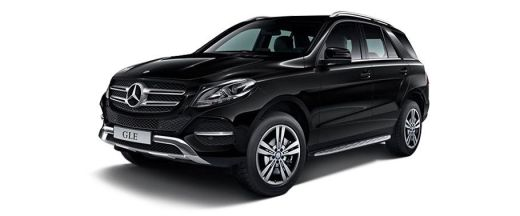 Mercedes-Benz GLE Pictures