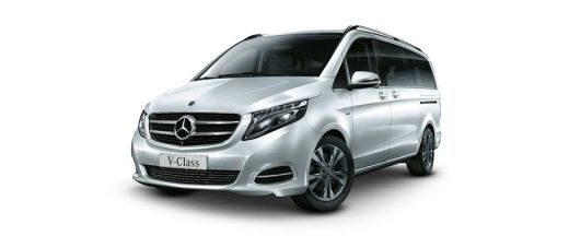 Mercedes-Benz V-Class Pictures